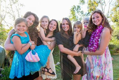 2014 - Brynn and Hana party