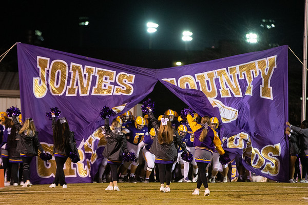 Jones County Football Playoff Game