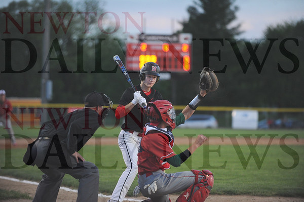 Newton baseball vs. Boone 5-22-2019