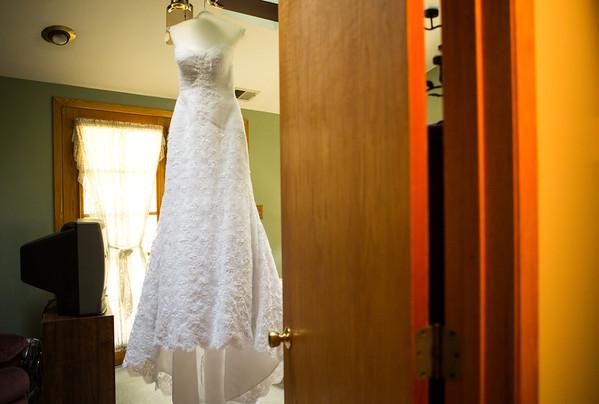 Jeff and Rachel Wedding - Preparation