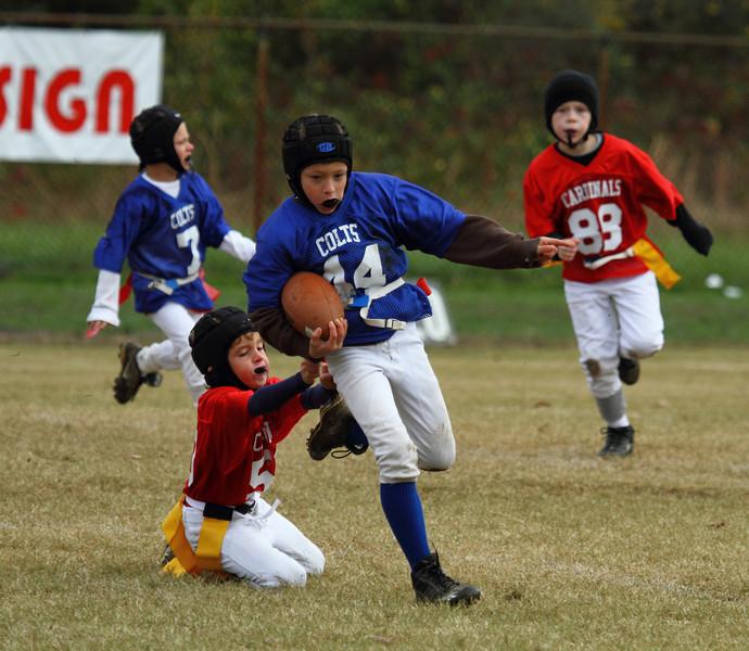 tackle 2