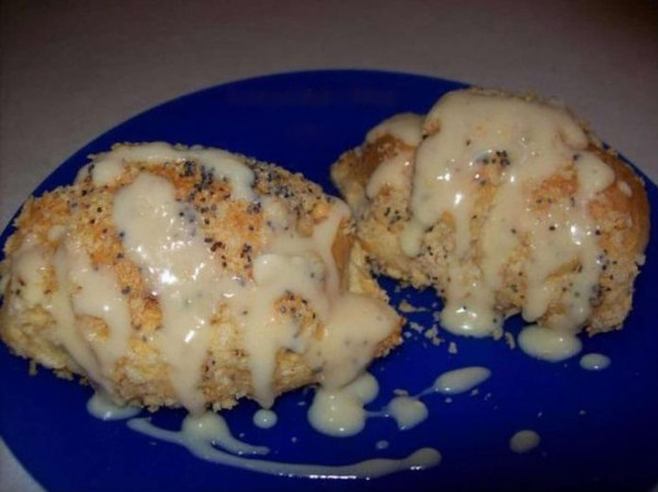 Creamy Chicken Pillows
