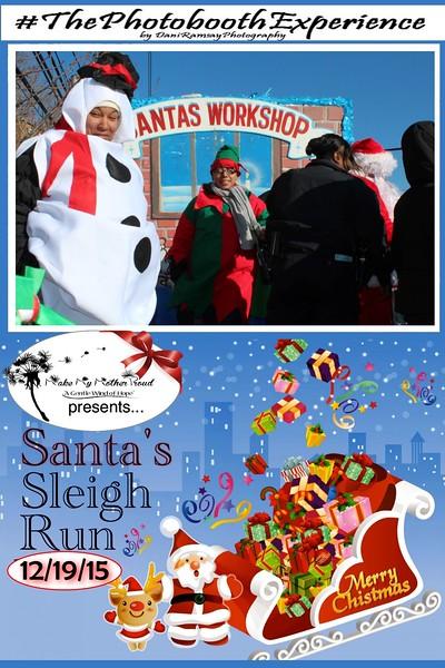 Santa Sleigh Ride 12/19/15
