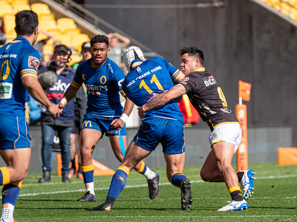 Wellington v Otago (Mitre 10 Cup) - 15 Sep 2019