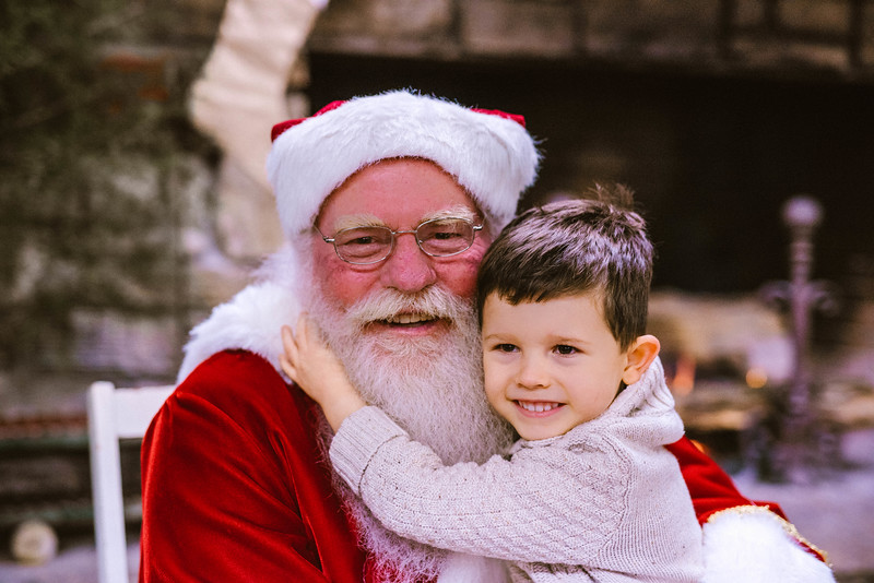 Santa: Museum of Appalachia (Saturday)