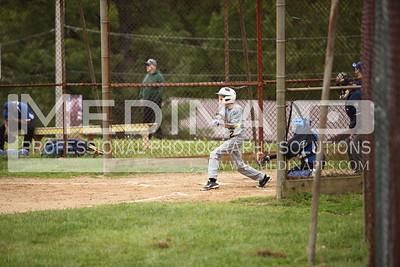 UM 8th Gr Baseball vs Eisenhower