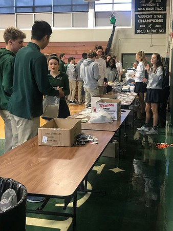 2019 NHS Service Project