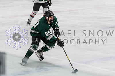 Marshfield vs Duxbury hockey 1-18