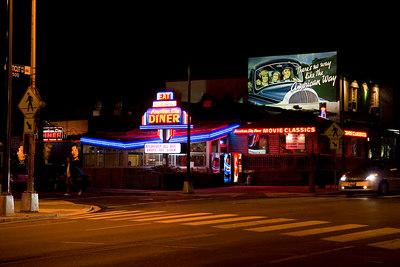 American City Diner, Washington DC