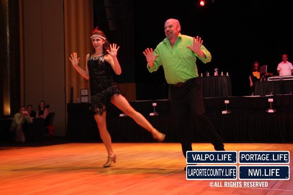 La Porte County Family YMCA Dancing Like the Stars 2016