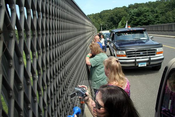 Rock of Angels Dedicated In Sandy Hook