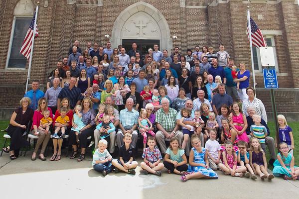 Mahr Family