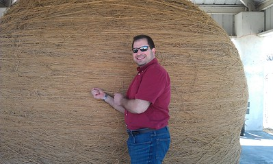 World's Largest Ball of Twine (KS)