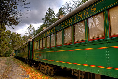 Eureka Springs Railraod