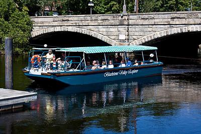 Blackstone Boat Tour - 11 September 2011