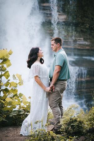 Randy Dale & Angele {engagement}