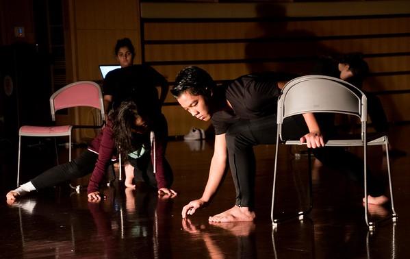 Drama: Mark Hill - Butoh Workshop