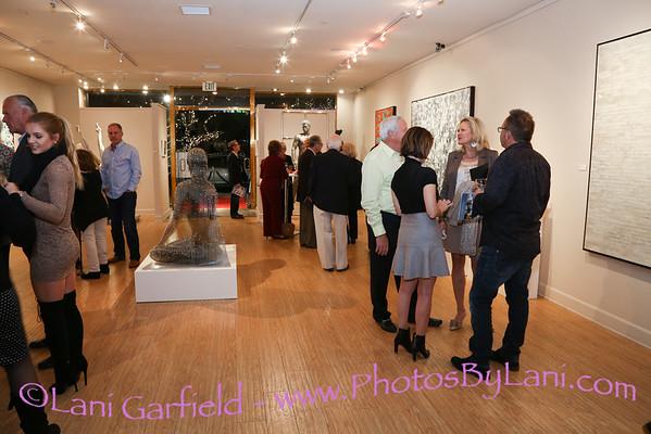 Hohmann Fine Art Gallery 75th Anniversary 11/25/16
