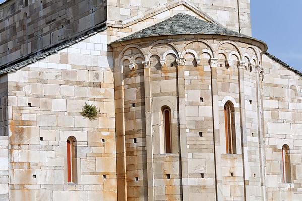 Eglise de San Parteo - Exterieur