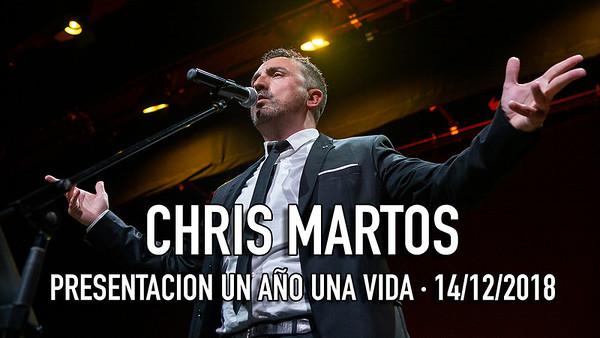 CHRIS MARTOS