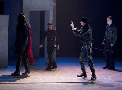 2011-12: Hamlet