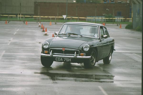 Autotest Rolls Royce 2001