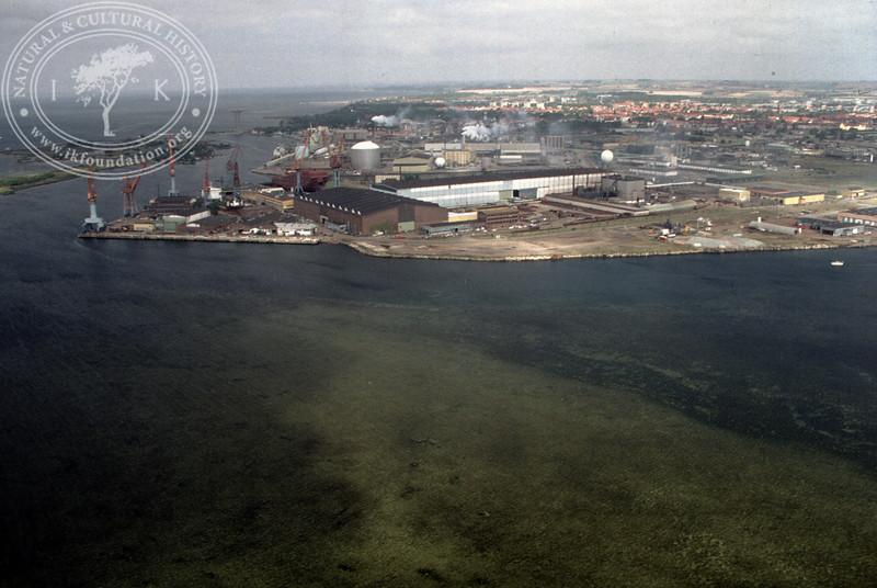 Landskrona fertilizer industry – Supra (1990) | PH.1216