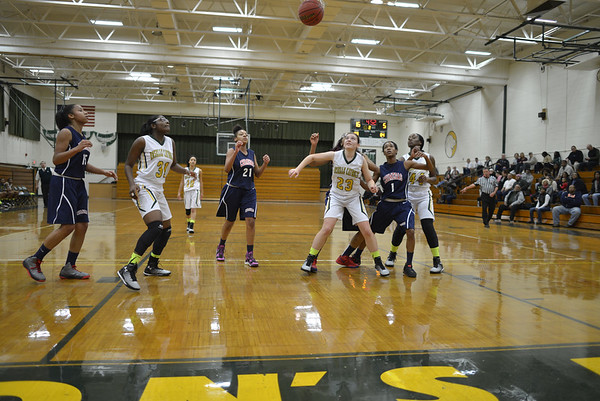 RC Girls vs Willingboro 12/27/14