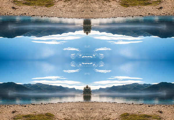 Mirrored Landscapes