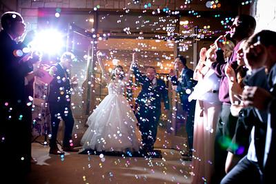 Danielle & Matt Bird Wedding at Hidden Pines