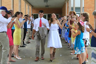 Kayla & Colyn Wedding