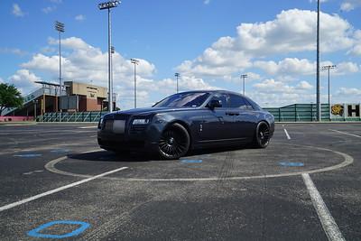 JM Rolls-Royce Ghost Vossen