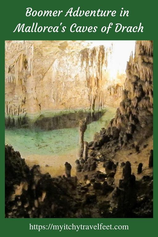 Boomer Adventure in Mallorca's Caves of Drach