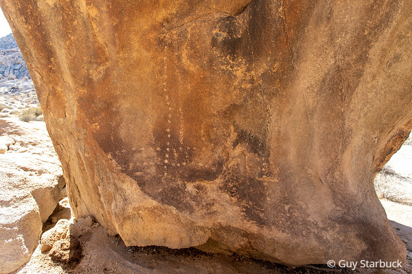 Sun Sword and Whale Rock Petroglyphs