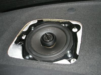 2004 Mitsubishi Lancer VRX Rear Speaker Installation - Australia