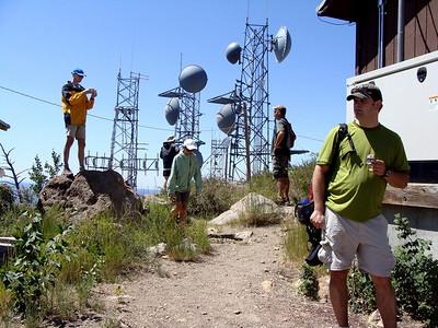 Mt Elden Lookout Trail, 8-8-09