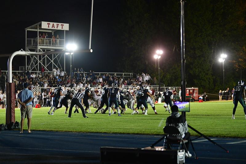 Varsity Football v Williston