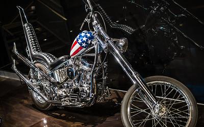 2014-09-26 Harley Davidson Museum - Milwaukee