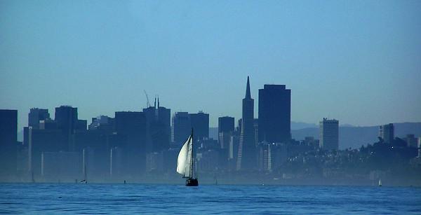 2004-10-06 Sailing SF Bay