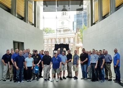 2019 NJSACOP Command & Leadership Alumni Association Leadership Lessons from the Founders Program