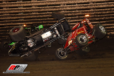 Corn Belt Nationals - Knoxville Raceway - 7/5/19 - Paul Arch