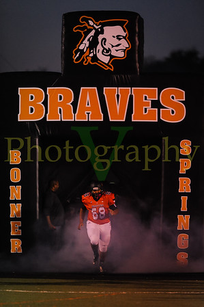 Bonner Springs vs Lansing 2017