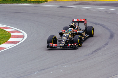 Canadian GP 2015