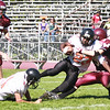 Football Moline VS. Ut