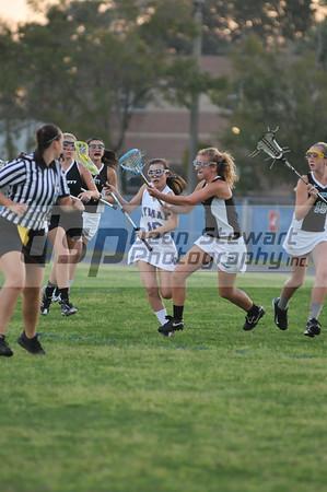 Lyman Girls Lacrosse 2-28-12