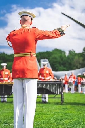 United States Marine Core Band - Memorial Day 2019 - Prospect Park, Brooklyn