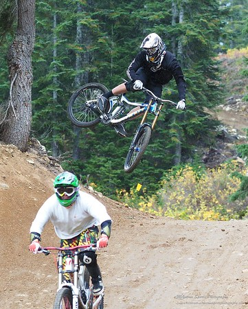 Stevens Pass Bike Park 2014 Seasons End