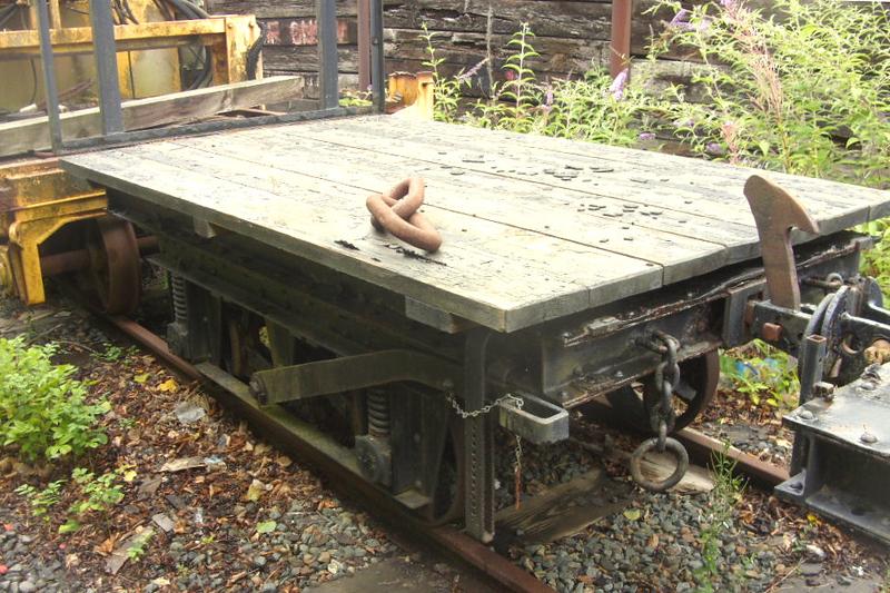 No No. 4w Flat (3 of 4) - Isle of Man Steam Railway 28.07.18  John Bishop
