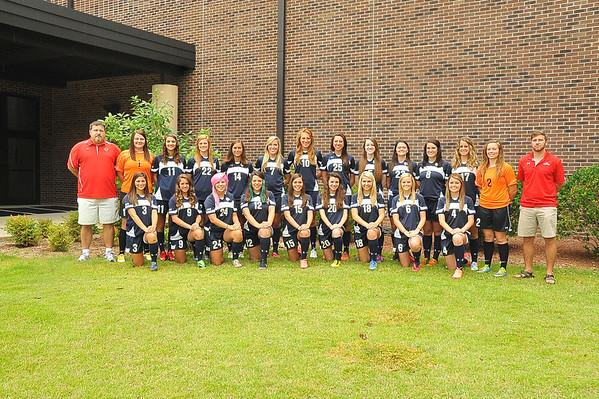 Women's Soccer 2013