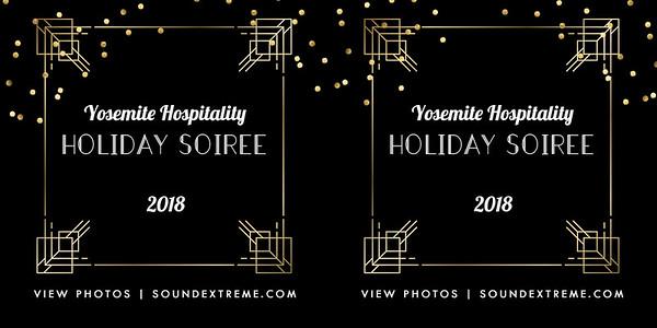 Yosemite Hospitality Holiday Soiree 2018